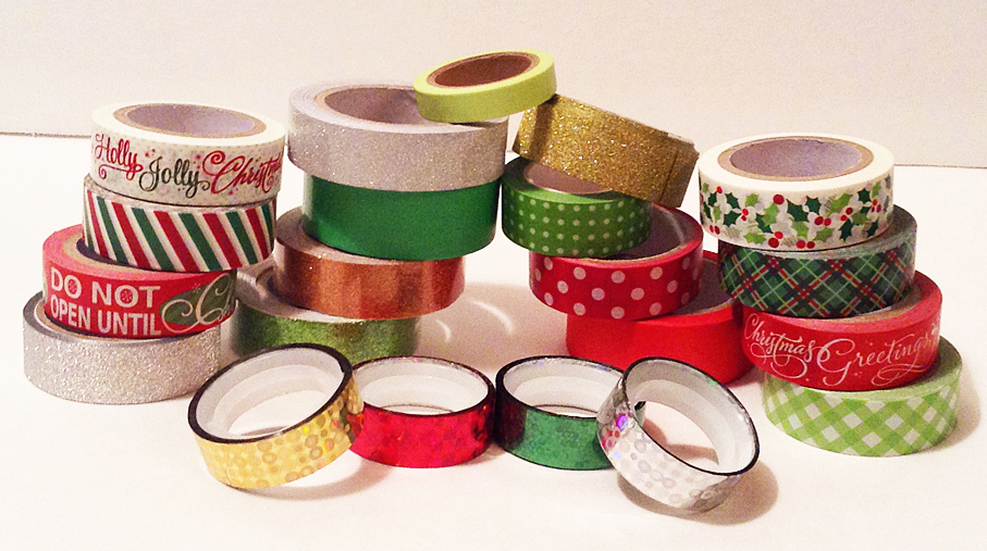 Holiday Washi Collection