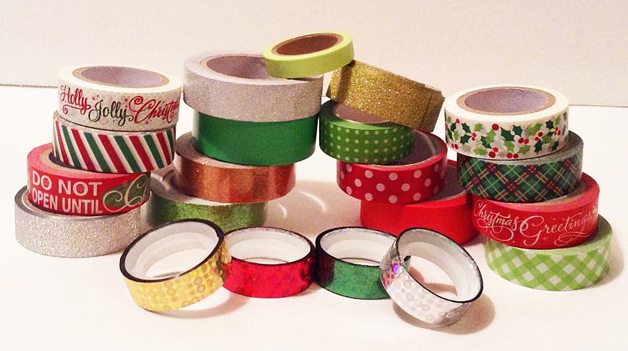 Holiday Washi Collection