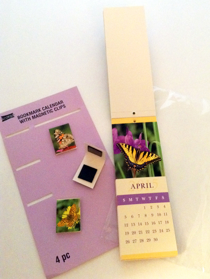 Bookmark/Magnet Set